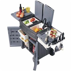 BB150 Deluxe Barbecue Station